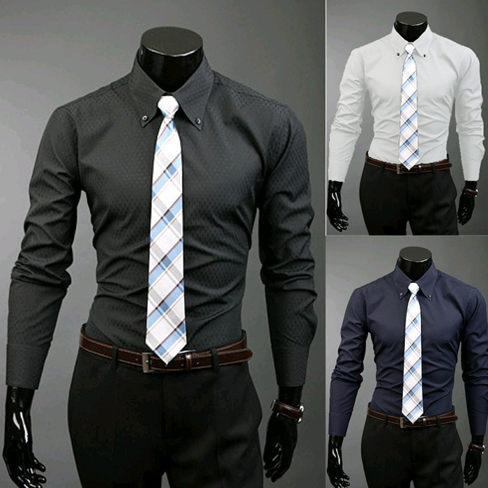 Italian Designer Men's Clothes design Italian men shirts