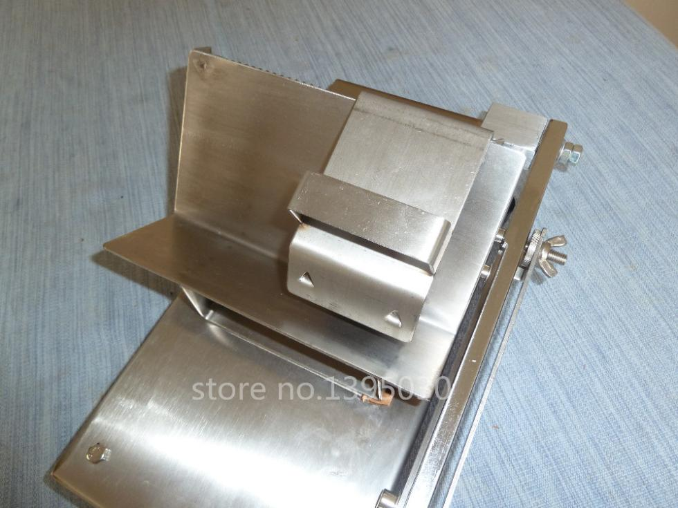 Buy Newest! Meat slicer, slicer, manual household mutton roll slicer, cut meat, meat planing machine, beef, lamb slicer cheap