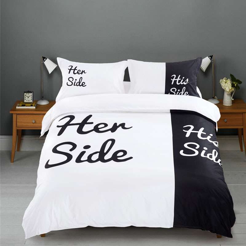 Online get cheap couple bed sheets for Housse de couette king size