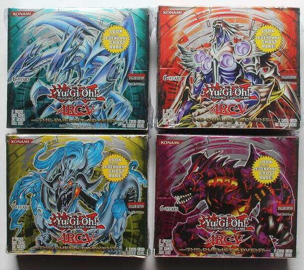 18 pcs/lot Yugioh Cards Magic Trap Shadow Specters Look For The Legendary Ghost English Version Family Game Paper Card Toy(China (Mainland))