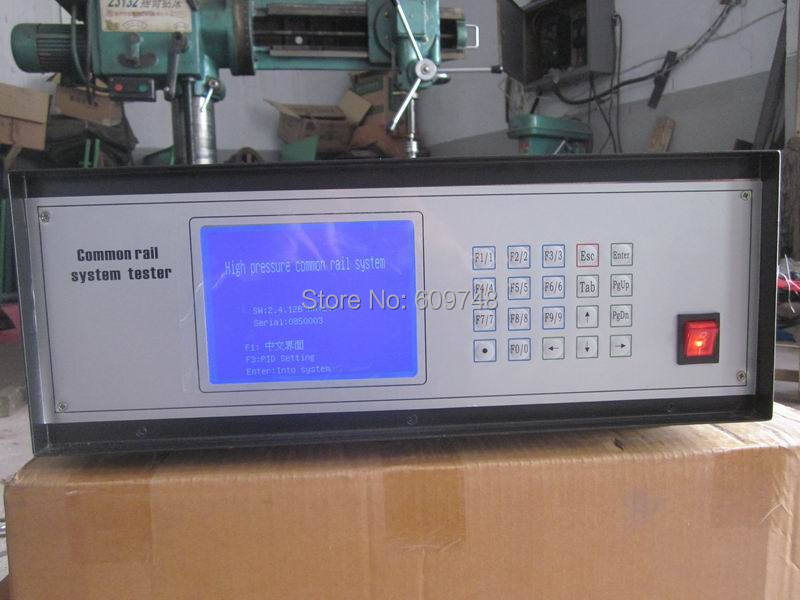 CRS3 Common Rail Diesel Fuel Injector and Pump tester(test 6 injectors at the same time)(China (Mainland))