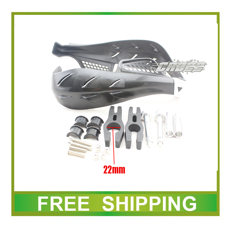 free shipping110cc 125cc dirt bike pit bike motorcycle accessories 22mm handlebar moto cross hand guard<br><br>Aliexpress