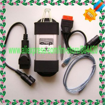 Free Shipping 2013 Newest Version V111 Diagnostic Scanner Can Clip Renault