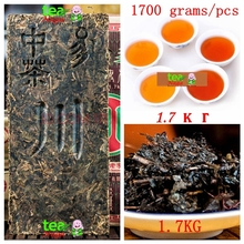 1700g puer tea chinese puer tea 1.7kg brick pu erh 1700g chinese shu pu er pu-erh raw pu'er tea chinese shu pu erh weight loss