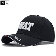 2016 Tactical Cap Mens Baseball Caps Brand SWAT Cap SWAT Hat Snapback Caps For Outdoor Cotton Adjustable Gorras Planas Man(China (Mainland))