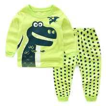 Crianças Spider-Man Pijamas Set Bebê Meninos Meninas Sleepwear Camisola Dos Desenhos Animados Da Criança Trajes de Manga Longa Camisetas Calças Crianças Roupas(China)