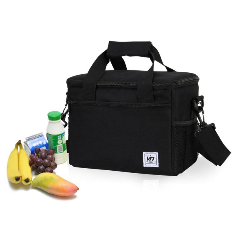 Amazing Womens Nylon Insulated Lunch Tote Bag Handbag Purse Satchel | EBay