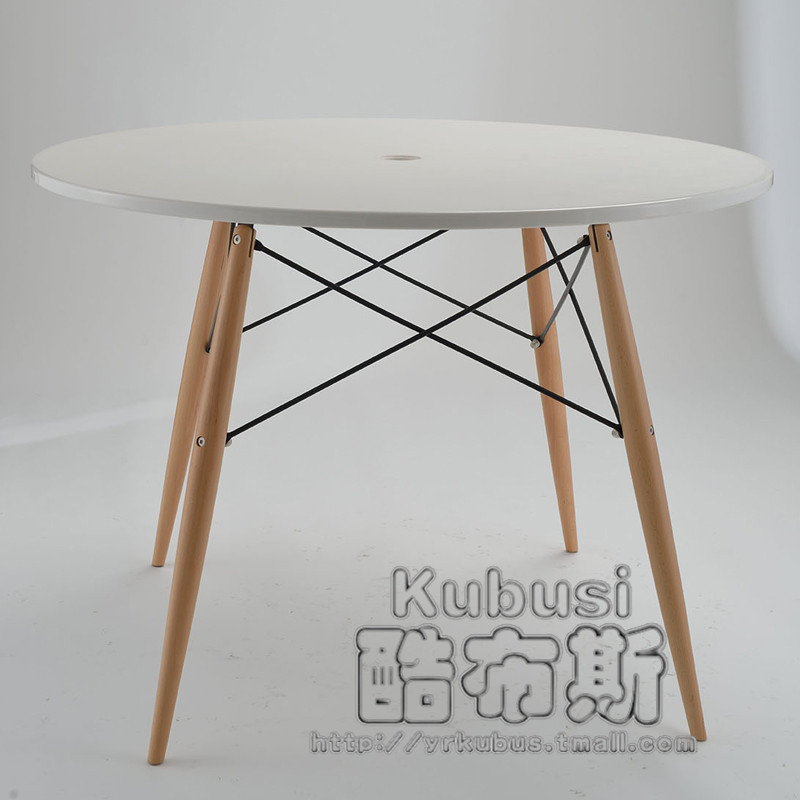 Cool Booth Simple small apartment dining table dinner party Tables Tables study desk casual roundtable coffee tables(China (Mainland))
