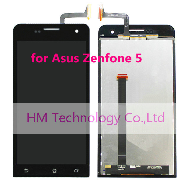 LCD 5.0 1 + TP Asus Zenfone 5, A500CG A501CG A500KL T00L T00F /+ for Asus Zenfone 5 ,A500CG/KL tested repair part 5 inch for asus zenfone 5 lcd a500cg a501cg full display screen with touch digitizer 1 pcs free shipping