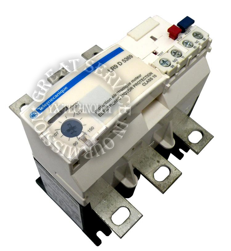 Thermal overload relay LR9D5369 LR9-D5369 90-150A<br><br>Aliexpress