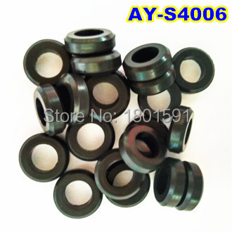 200pieces wholesale fuel inejctor rubber seals 6 8 8 5 5mm auto parts replacement viton o