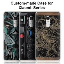 Buy Xiaomi Redmi 3S Pro/Redmi 4 Pro case, 3D custom-made painted back cover case Xiaomi Redmi 3 Redmi Note 2 3 4 Mi5 Mi5S for $6.98 in AliExpress store