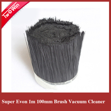 Woodworking cnc router brush 1m 100mm Brush Vacuum Cleaner Engraving machine Dust Cover for cnc milling drilling turning(China (Mainland))