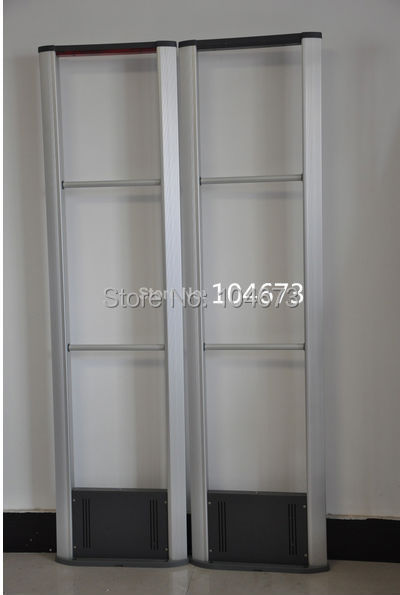 RF Detector Store Security System Checkpoint + Soft Label+ Deactivator(China (Mainland))