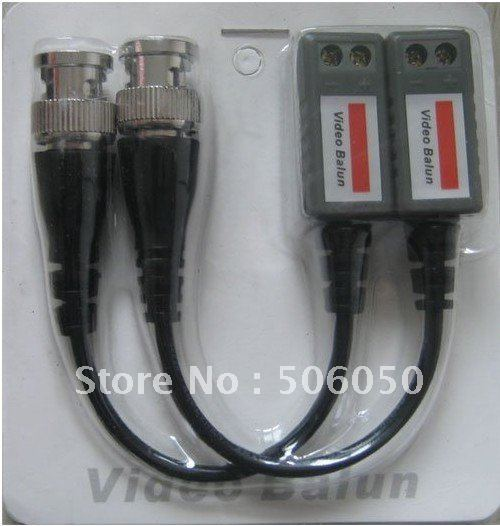 Wholesale Passive UTP Video Balun, Video Transceiver, Twisted Pair Transmitter