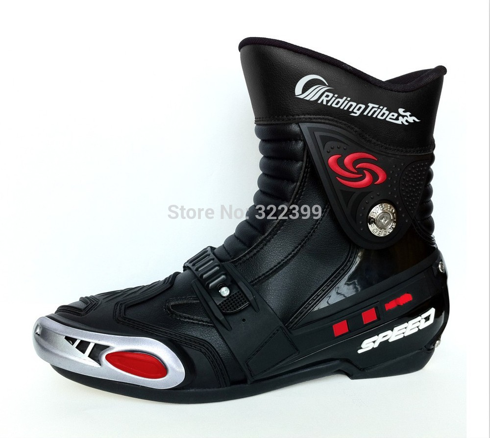 Motorcycle road racing cycling shoe boots shoe boots men riding motorcycle boots motorcycle shoes equipment