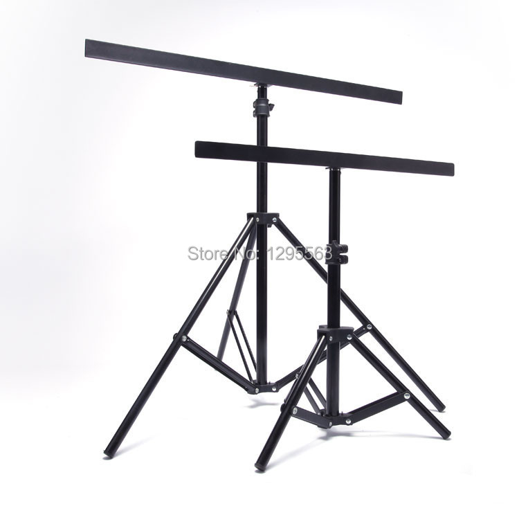 New Mini Studio Background Stand kit 1 Collasiple stand+ 1 boom bar+1 Vinly 1.5*2m white background+3 pcs of backdrop clamps.<br><br>Aliexpress