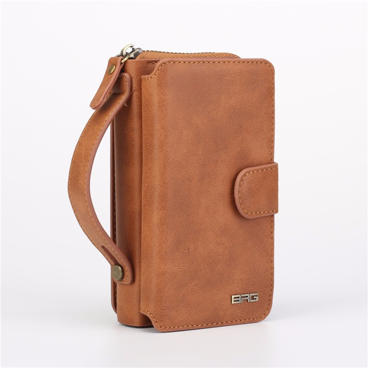 Portable Zipper Phone wallet Purse leather case with Card Holders for iphone 6 6S 4.7 inch,SKU 023FAC5CA