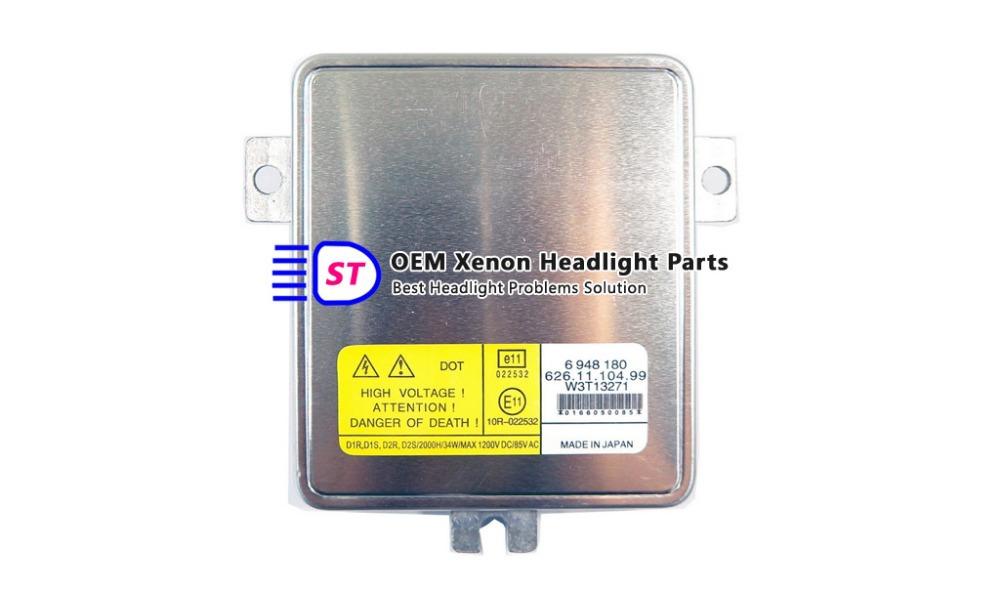 For MITSUBISHI ELECTRIC D1S For BMW E90 E91 Xenon Control Unit Ballast W3T13271 Module(China (Mainland))