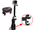 image for Gopro Accessories Selfie Stick's Wi-Fi Remote Control Clamp Clip Moun