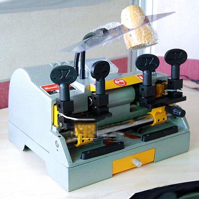 903 duplicate key cutting machine car key machines locksmith tool key copy machine Horizontal double-head(China (Mainland))