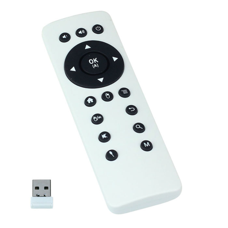 Hot selling 2.4G Mini Fly Air Mouse Remote Controller Keyboard For Android TV Box(China (Mainland))