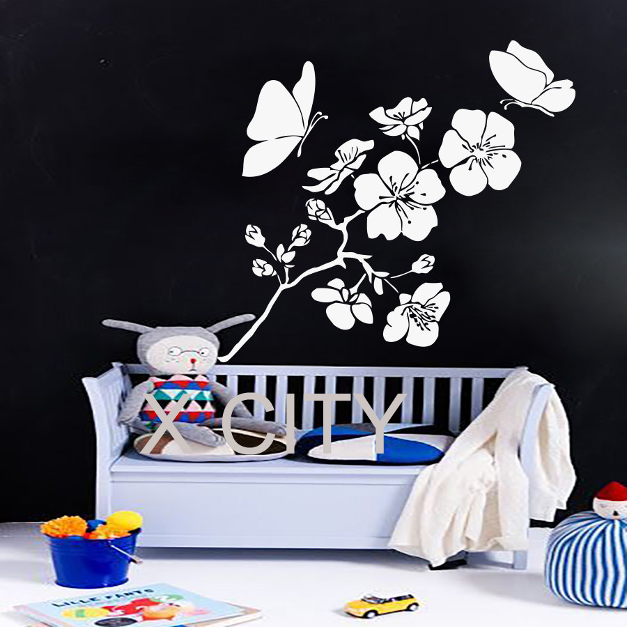online buy wholesale butterfly wall stencils from china butterfly wall stencils wholesalers. Black Bedroom Furniture Sets. Home Design Ideas