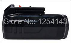 power tool battery PTC 18V 2100mAh PC18B,PC18B,PCMVC,PCXMVC,PC1800D,PC1801D,2611-2755<br><br>Aliexpress
