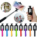 image for 2016 New  Extendable Wireless Selfie Stick Bluetooth Fold Stick Self-p
