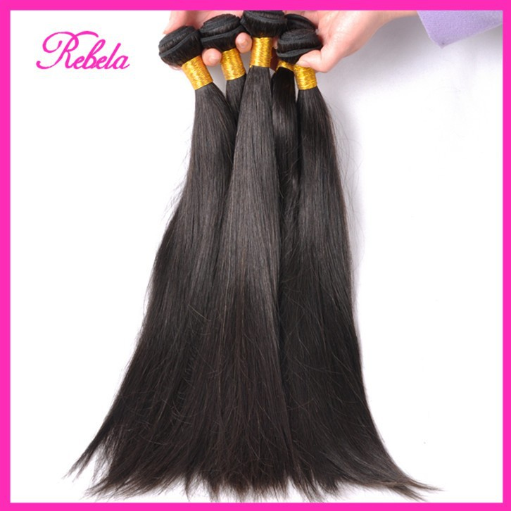 7A Fumi Human Virgin Hair Unprocessed Filipino Straight Grace Products 100% Domestic Delivery - Rebela hair products Co.,Ltd store