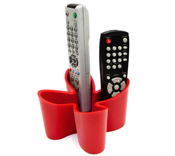 Four leaf clover style multifunctional storage box remote control box Hot-sales(China (Mainland))
