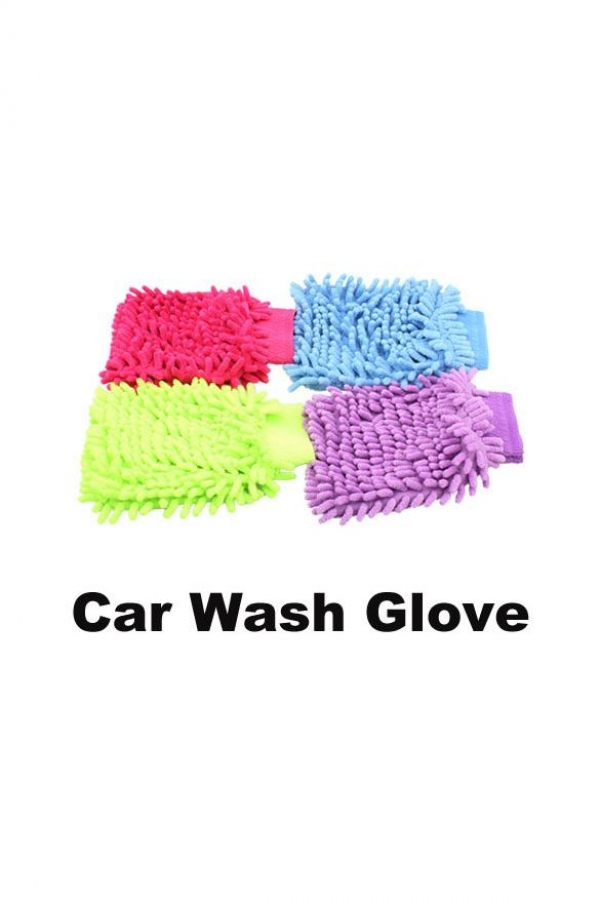 Soft Microfiber Car Wash font b Gloves b font Car Motorcycle Cleaning font b Gloves b