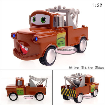 Cars Die primaries edition alloy car model free air mail