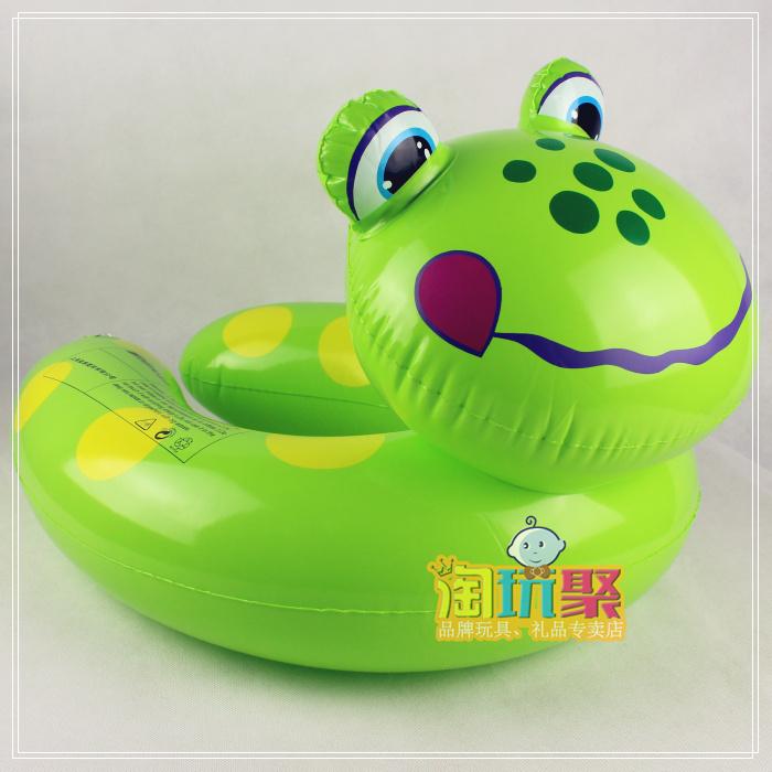 Yingtai frog waist ring swim ring armpits ring floating ring child bunts baby wading pool\Free shipping(China (Mainland))