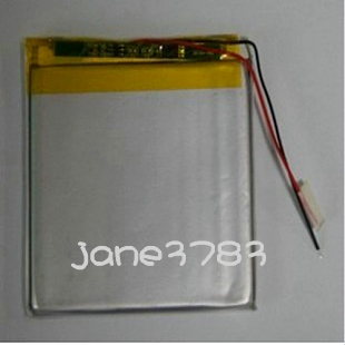 Special spike 3.7V lithium polymer battery 663,759 Logger GPS eBook PSP rechargeable digital battery(China (Mainland))