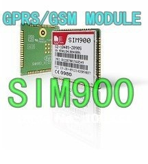 Free Shipping 1PCS SIM900 Quad Band GSM / GPRS module New(China (Mainland))