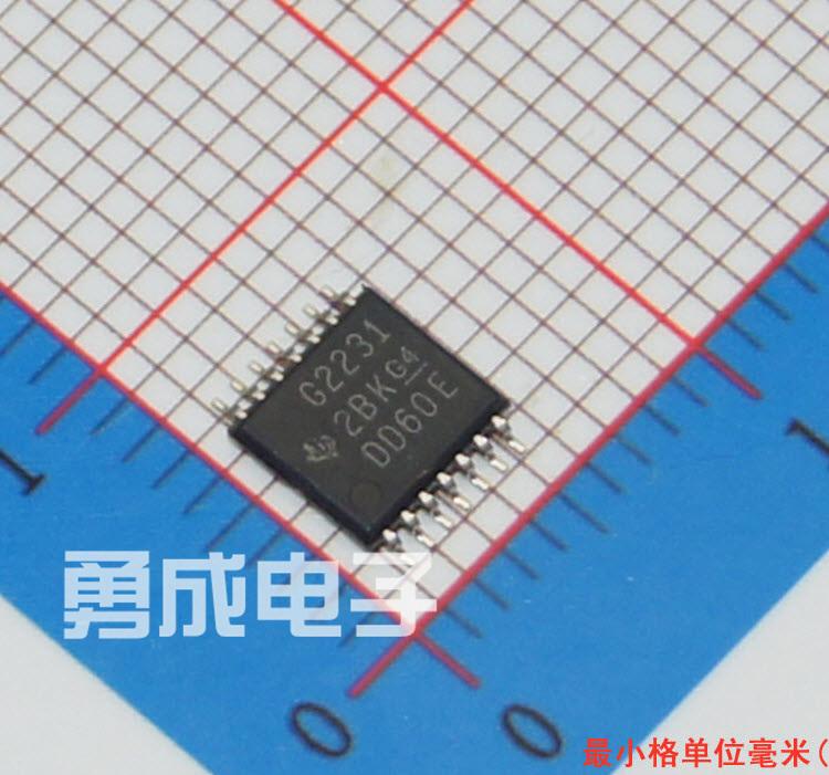 MSP430G2231IPW chip 16 2K Flash TSSOP-14 new original  -  AIX ELECTROINC CO.,LTD store