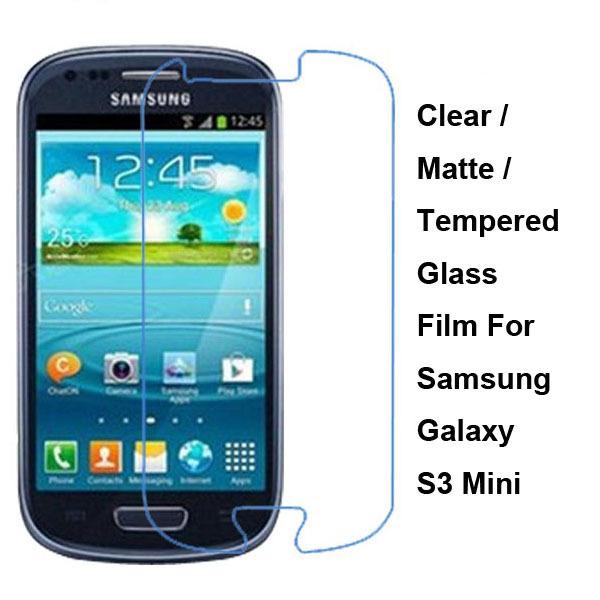 for samsung galaxy s3 mini s3mini i8190 new tempered glass. Black Bedroom Furniture Sets. Home Design Ideas
