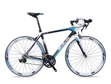 New R5 700C  TIAGRA 4600 Carbon Fiber Road Bike Bicycle 16/20 Speeds V Brakes Only 9.9 KG(China (Mainland))