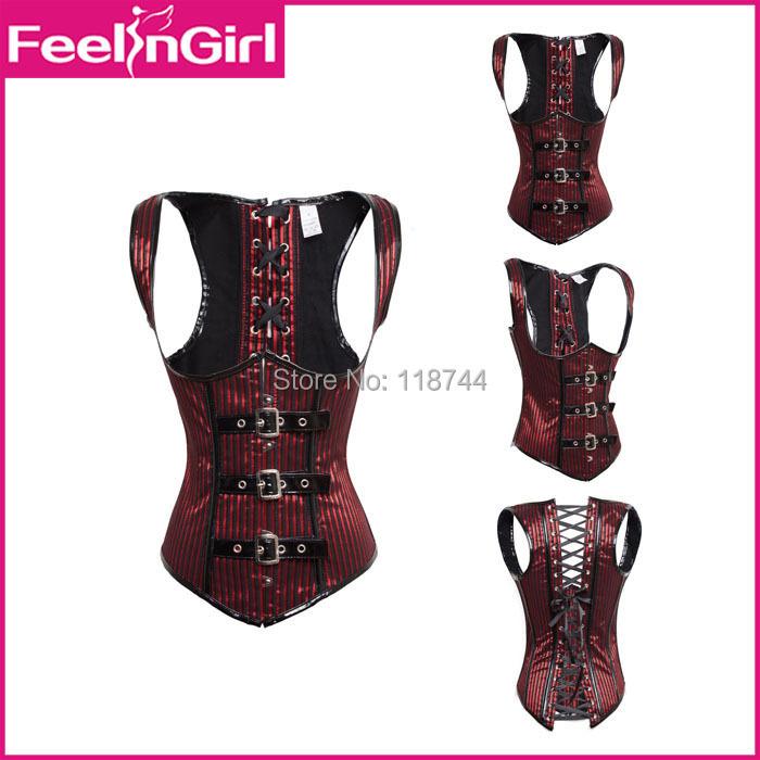 купить Корсет Feeling Girl 2015 Cincher s M L xL xxL Underbust Corsetto Underbust LB4399 недорого