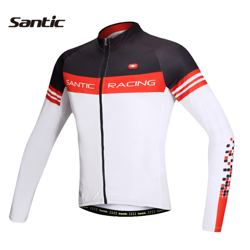 Santic Men Cycling Jacket Bike Racing Winter Fleece Cycling Jackets Windproof  Cycling Clothes Ciclismo Jersey Maillot M5CO1063W<br><br>Aliexpress