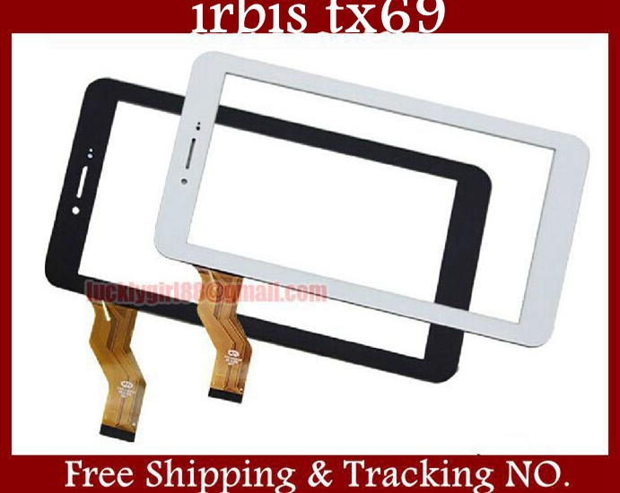 Original 7 inch Touch Screen Irbis TX69 3G Tablet Panel Digitizer Glass Sensor Replacement  -  Peace Striver Store store