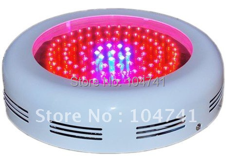DHL Free shipping 90W UFO LED Grow light,support DIY ratio,Hydroponic and indoor plant grow light(China (Mainland))