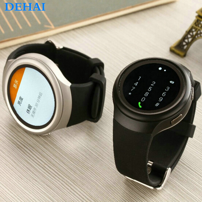 2016 Smart Watch 3G X3 ROM 4G RAM 512MB Android 4 4 WCDMA GPS SIM SmartWatch