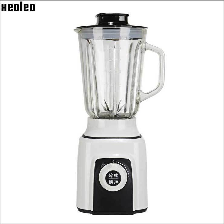 Xeoleo Mixer blender home use blender mixer 600W/220V /1.5L Strong heavy could blender Spareribs fruits food processing machine