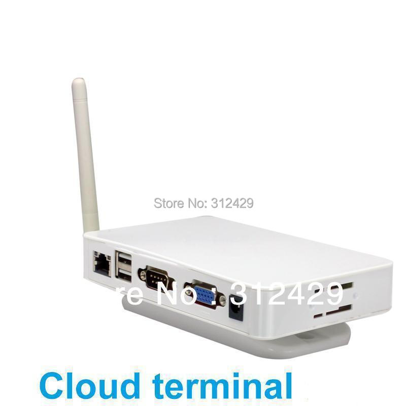 Android thin client TV box pc case Cloud computer FOX-N680U with HDMI 512M RAM support 1080p<br><br>Aliexpress