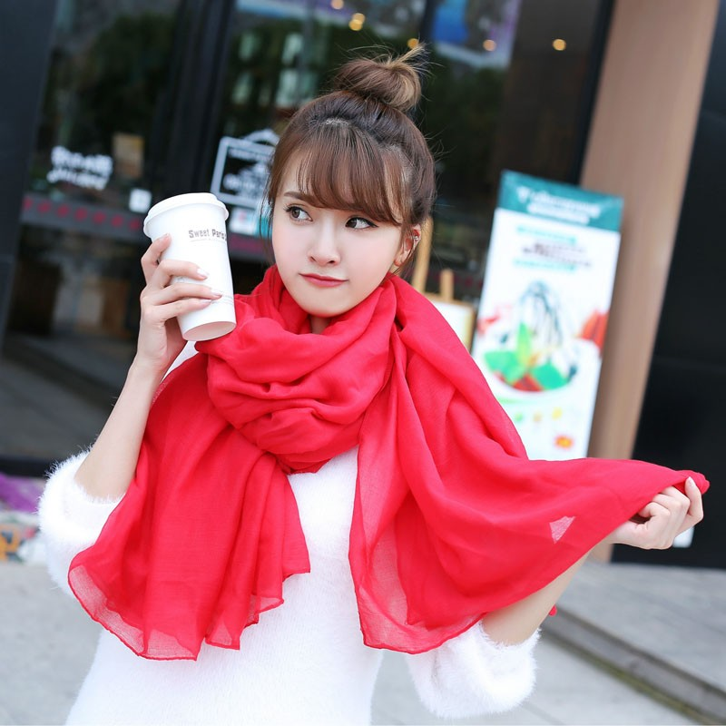 2016 Fashion Cotton Winter Scarves Women Print cachecol Designer Scarves echarpe Foulard Femme Women scarf luxury brand shawl
