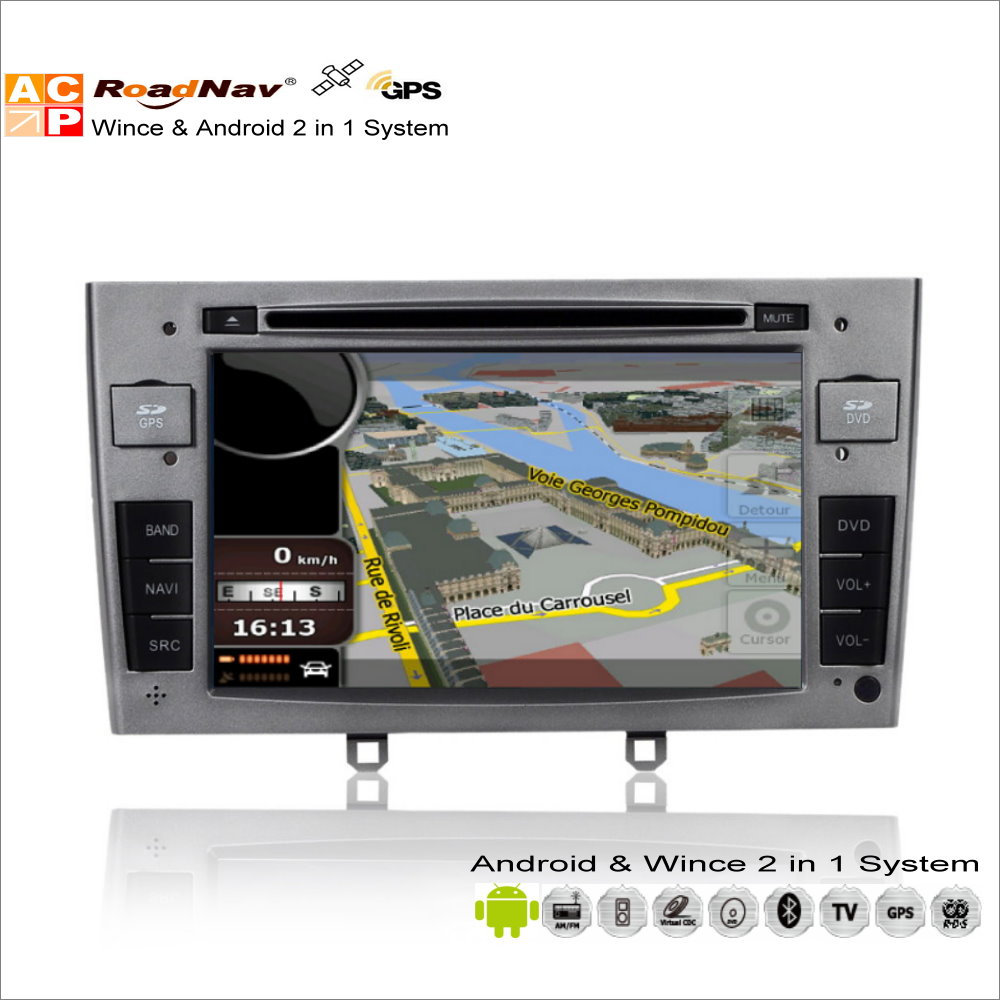 online buy wholesale peugeot rcz dvd gps from china peugeot rcz dvd gps wholesalers. Black Bedroom Furniture Sets. Home Design Ideas