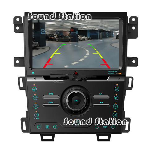 For Ford Edge 2013 2014 Autoradio Car DVD GPS Audio Video Navigation Automotivo Auto Radio Stereo HeadUnit Central Multimedia(China (Mainland))