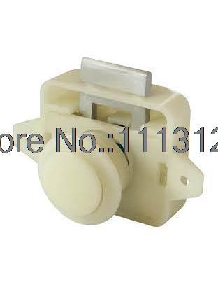 caravan Lock motorhome lock Cupboard lock push lock with latch push button cabinet latch for rv/ motor home Cupboard lock 5 PC